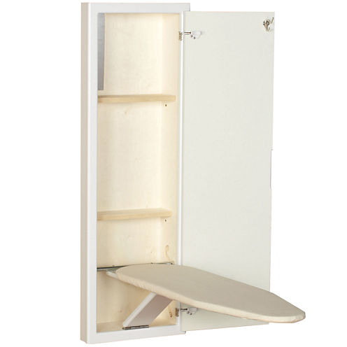 Household Essentials® StowAway® In-Wall Ironing Board