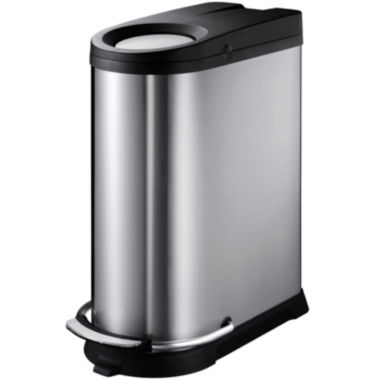 jcpenney.com | EKO® 40L Viva Rectangular Step Trash Can