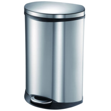 jcpenney.com | EKO® 50L Shell Oblong Step Trash Can
