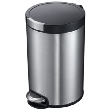 jcpenney.com | EKO® 5L Artistic Round Step Trash Can