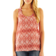 MNG by Mango® Print Tank Top