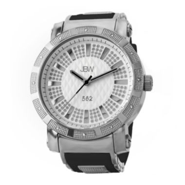 jcpenney.com | JBW 562 Mens 1/8 CT. T.W. Diamond Two-Tone Watch JB-6225-I