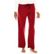 Liz Claiborne® Knit Sleep Pants - Tall