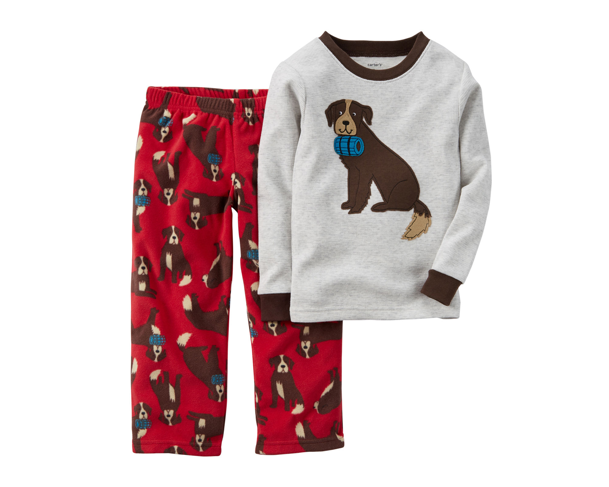 UPC 888510793786 - Carter's Dog Pajamas - Toddler Boys 2t-5t ...