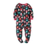 Carter's® Fleece Hot Chocolate Bodysuit - Toddler Girls 2t-5t