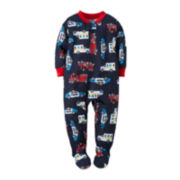 Carter's® Rescue Footed Bodysuit - Toddler Boys 2t-5t