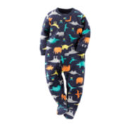 Carter's® Footed Dinsoaur-Print Bodysuit - Baby Boys newborn-24m