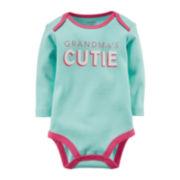 Carter's® Grandma's Cutie Bodysuit - Baby Girls newborn-24m