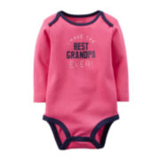 Carter's® Best Grandpa Bodysuit - Baby Girls newborn-24m