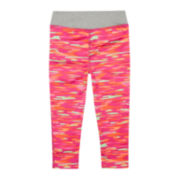 Nike® Dri-FIT Print Leggings - Preschool Girls 4-6x