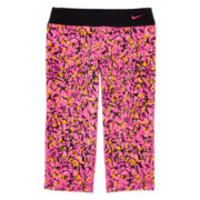 Nike® Legend Tight-Fit Capri Pants - Girls 7-16