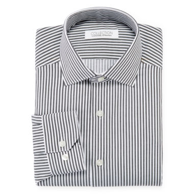 jcpenney.com | Collection by Michael Strahan Cotton Stretch Dress Shirt