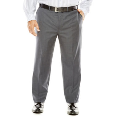 jcpenney.com | Collection by Michael Strahan Gray Weave Suit Pants - Big & Tall