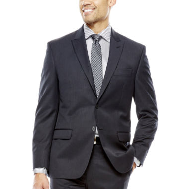jcpenney.com | Collection by Michael Strahan Black Herringbone Suit Jacket - Classic Fit