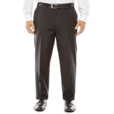 jcpenney.com | Collection by Michael Strahan Striped Black Suit Pants - Big & Tall