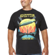 Led Zeppelin Graphic Tee - Big & Tall