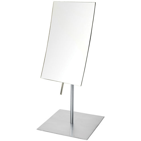 Jerdon Style Rectangular Tabletop Mirror