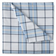 JCPenney Home™ 300tc Easy Care Set of 2 Print Pillowcases