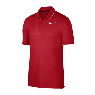 9ef903c8 Nike Essential Short Sleeve Essential Dri-Fit Polo Shirt