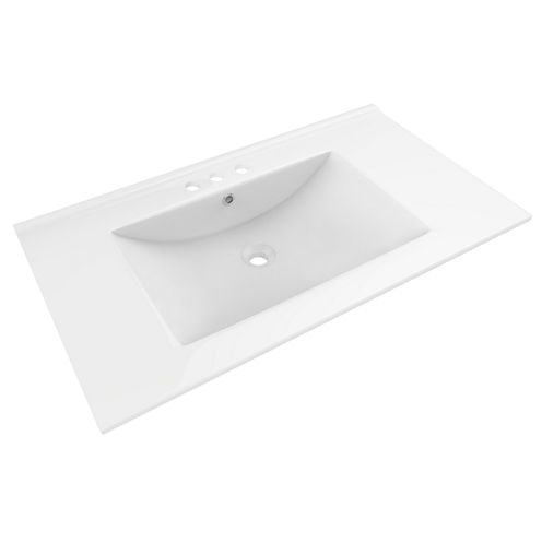 American Imaginations Drake Drop-In Sink