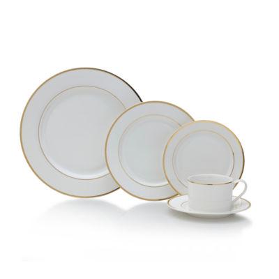 Mikasa Haley Gold 20-pc. Dinnerware Set  sc 1 st  JCPenney & Mikasa Haley Gold 20-pc. Dinnerware Set - JCPenney