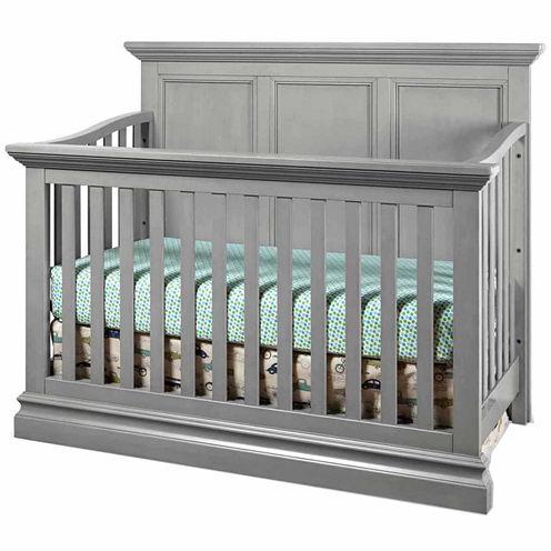 Bedford Baby Pine Ridge Convertible Crib- Cloud