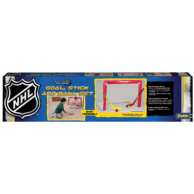 jcpenney.com | Franklin® NHL® Goal, Stick and Ball Set