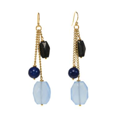 jcpenney.com | ROX by Alexa Blue Mixed Gemstone Earrings