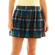 Arizona Plaid Skirt
