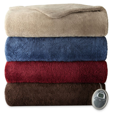 jcpenney.com | Sunbeam® LoftTec™ Heated Blanket