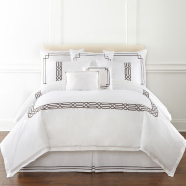 jcpenney.com | Royal Velvet® Windsor 4-pc. Comforter Set and Accessories