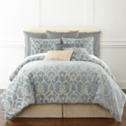 Royal Velvet® Alexandria 4-pc. Comforter Set & Accessories