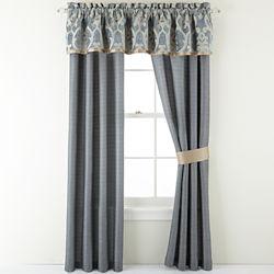 Royal Velvet® Alexandria Curtain Panel Pair