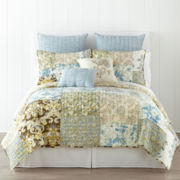 jcp home™ Kendall Patchwork Quilt & Accessories