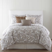 JCPenney Home™ 300tc Paisley Duvet Cover & Accessories