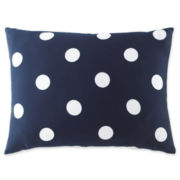JCPenney Home™ 300tc Big Dot Standard Pillow Sham