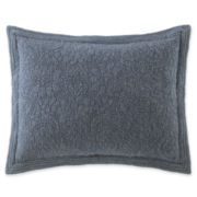 jcp home™ Barcelona Denim Pillow Sham