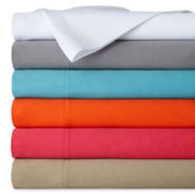 jcp home™ 300tc Pima Cotton Sheets or Pillowcases