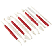 Cake Boss™ Decorating Tools 10-pc. Fondant and Gum Paste Decorating Tool Kit