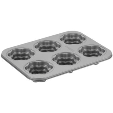 jcpenney.com | Cake Boss™ Specialty Bakeware 6-Cup Flower Nonstick Cakelette Pan
