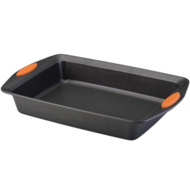 "jcpenney.com | Rachael Ray® Oven Lovin' 9x13"" Rectangle Cake Pan"