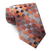 Van Heusen® Got Pip Geo Tie - Extra Long