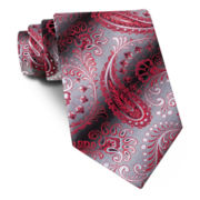 Van Heusen® Paisley Silk Tie - Extra Long