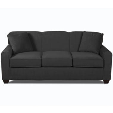 jcpenney.com | Sleeper Possibilities Dome-Arm Queen Sofa