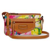 Rosetti® Multiplex Aqua Crossbody Bag