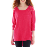 Decree® Lace Tunic