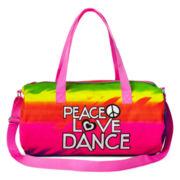 Tie-Dye Canvas Dance Bag – Girls