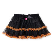 Hello Kitty® Halloween Tutu Skirt – Girls 2t-6