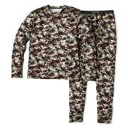 Hanes® X-TEMP 2-pc. Thermal Underwear Set – Boys XS-XL