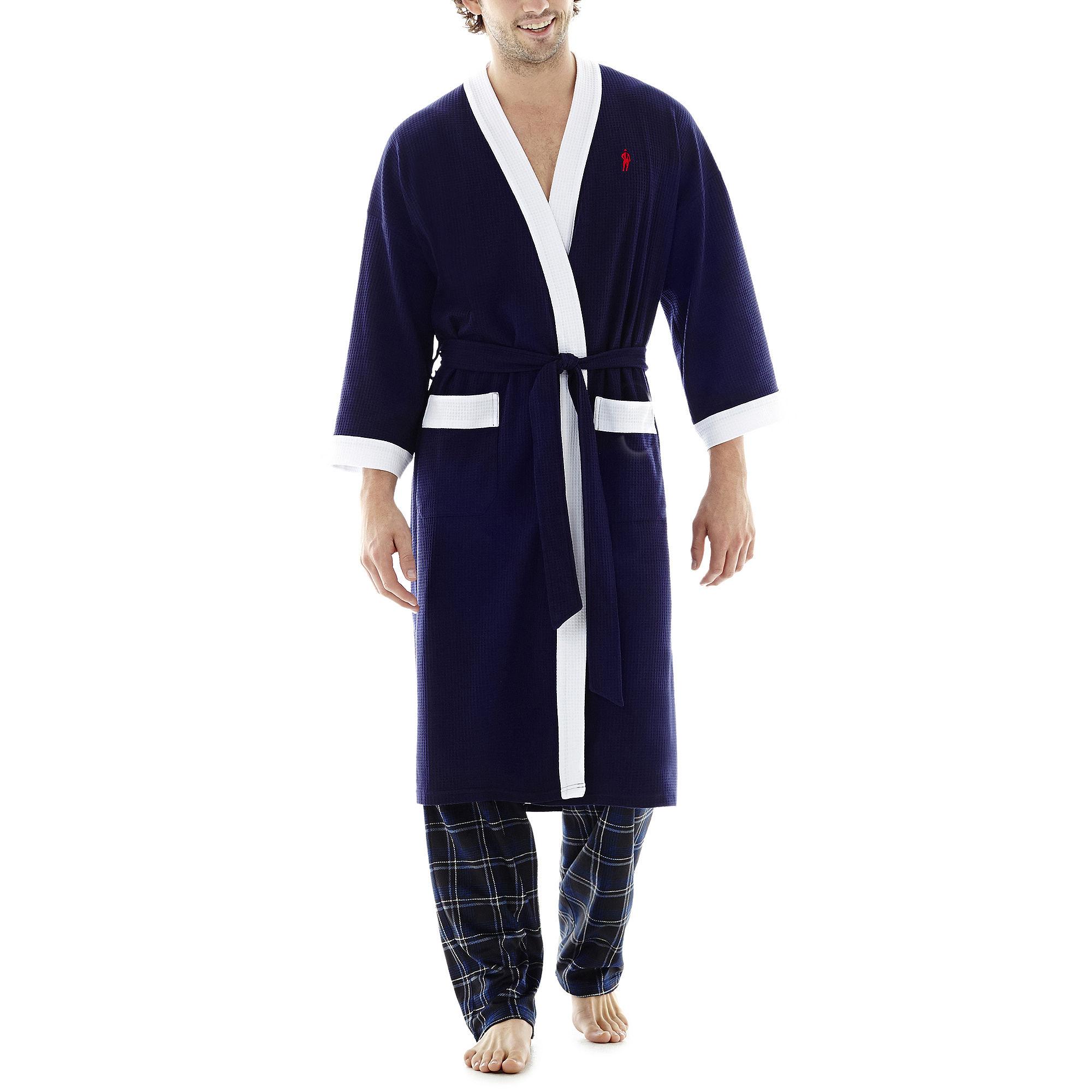 Jockey Classics Waffle Kimono Robe